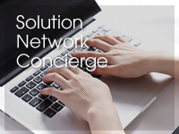 solution network concierge